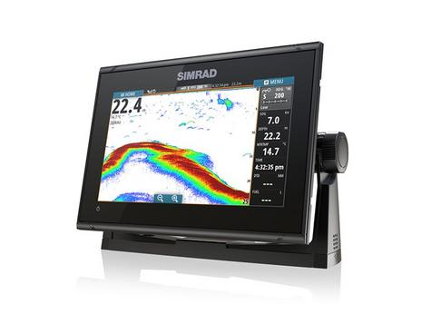 Simrad GO9 xse Multi Touch Chartplotter Marine 3G Brodband Radar & Totalscan Txd Thumbnail 5