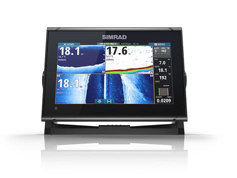Simrad GO9 xse Multi Touch Chartplotter Marine 3G Brodband Radar & Totalscan Txd Thumbnail 7