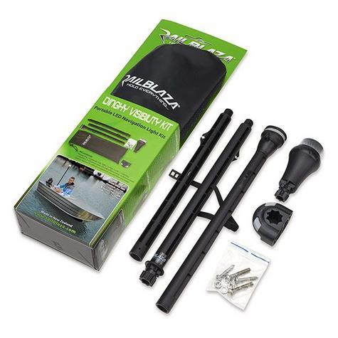 Railblaza Dinghy Visibility Kit|Extenda Pole|Illuminate Round LED|For Kayak/ Fishing Thumbnail 3