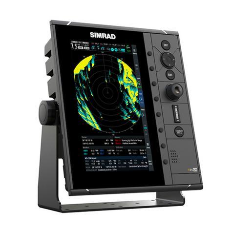 "Simrad-R2009 HD Radar Control Unit - 9"" & 4G Broadband Kit|GPS/AIS|Dual NMEA|RI-10 Interface|IPX7 Thumbnail 5"