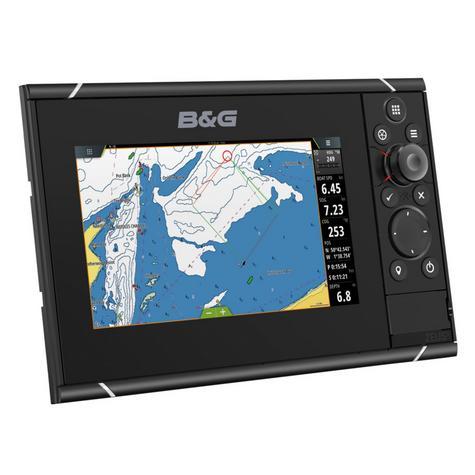 "B&G Zeus3 -7""|MFD Chartplotter|HD World Base Map|GPS|WiFi|For Cruisers & Racers Thumbnail 2"