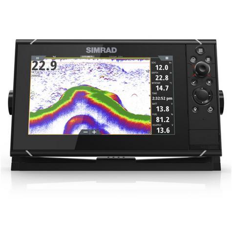 "Simrad NSS9 evo3 Combo HD MFD- 9"" & 4G Broadband Radar|GPS|CHIRP/Sonar/CMAP|Wi-Fi Thumbnail 4"