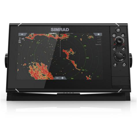 "Simrad NSS9 evo3 Combo HD MFD- 9"" & 4G Broadband Radar|GPS|CHIRP/Sonar/CMAP|Wi-Fi Thumbnail 7"