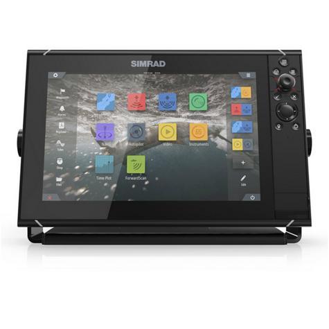 "Simrad NSS12 evo3 HD MFD-12"" & 4G Broadband Radar|GPS/GLONASS|CHIRP/Sonar/C-MAP|3D Imaging|Wi-Fi Thumbnail 3"