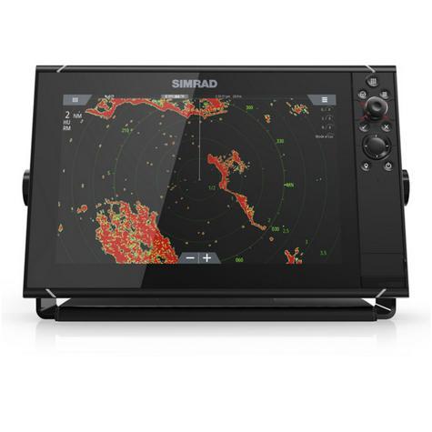 "Simrad NSS12 evo3 HD MFD-12"" & 4G Broadband Radar|GPS/GLONASS|CHIRP/Sonar/C-MAP|3D Imaging|Wi-Fi Thumbnail 5"