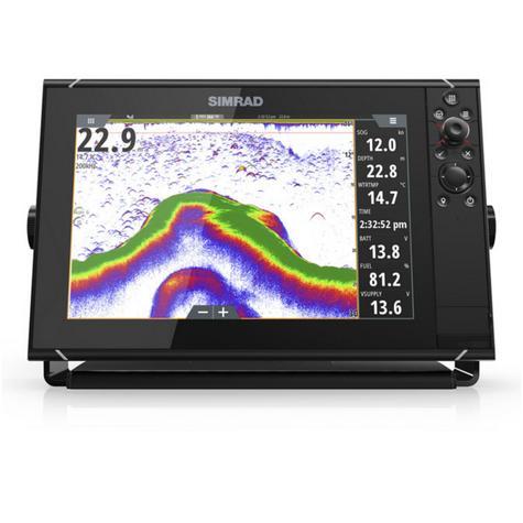 "Simrad NSS12 evo3 HD MFD-12"" & 4G Broadband Radar|GPS/GLONASS|CHIRP/Sonar/C-MAP|3D Imaging|Wi-Fi Thumbnail 6"