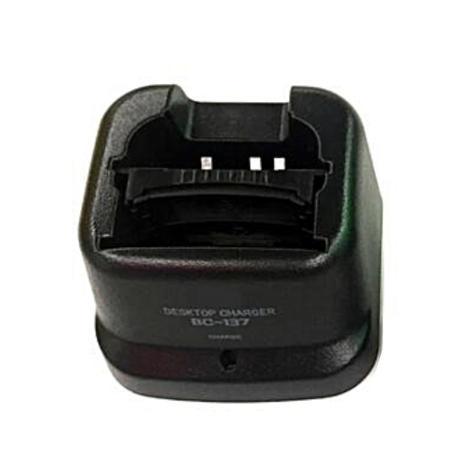 Icom BC137 Charger Cradle - 12V | For icom VHF Radios Thumbnail 2