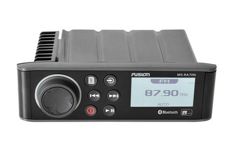 Fusion-RA70N|Radio Source Unit|Bluetooth Android iPhone iPod USB Connect|In Boat Thumbnail 2