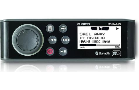 Fusion-RA70N|Radio Source Unit|Bluetooth Android iPhone iPod USB Connect|In Boat Thumbnail 3