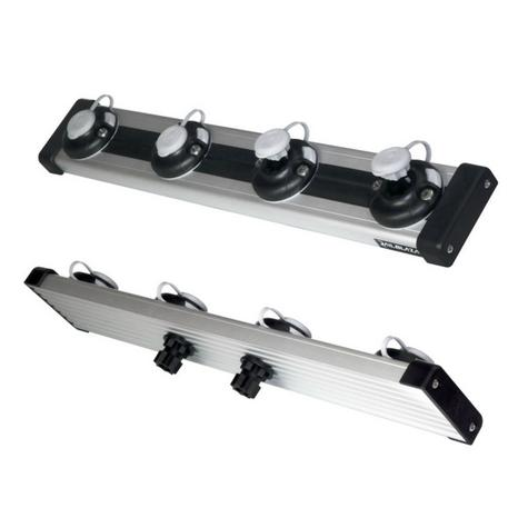Railblaza 03410611|TracPort Dash|1500 mm|4 StarPort|For Mounting|Kayak & Boats Thumbnail 1