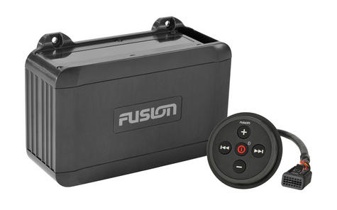 Fusion BB100 Marine Black Box|Bluetooth Wired|USB Android iPod Connect|In Marine Thumbnail 2