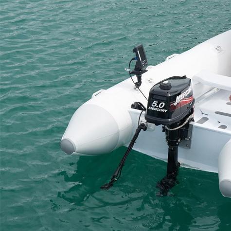 Railblaza Depth Sounder Transducer Arm XL(415mm Length) For Kayak Dinghy Canoe Thumbnail 3