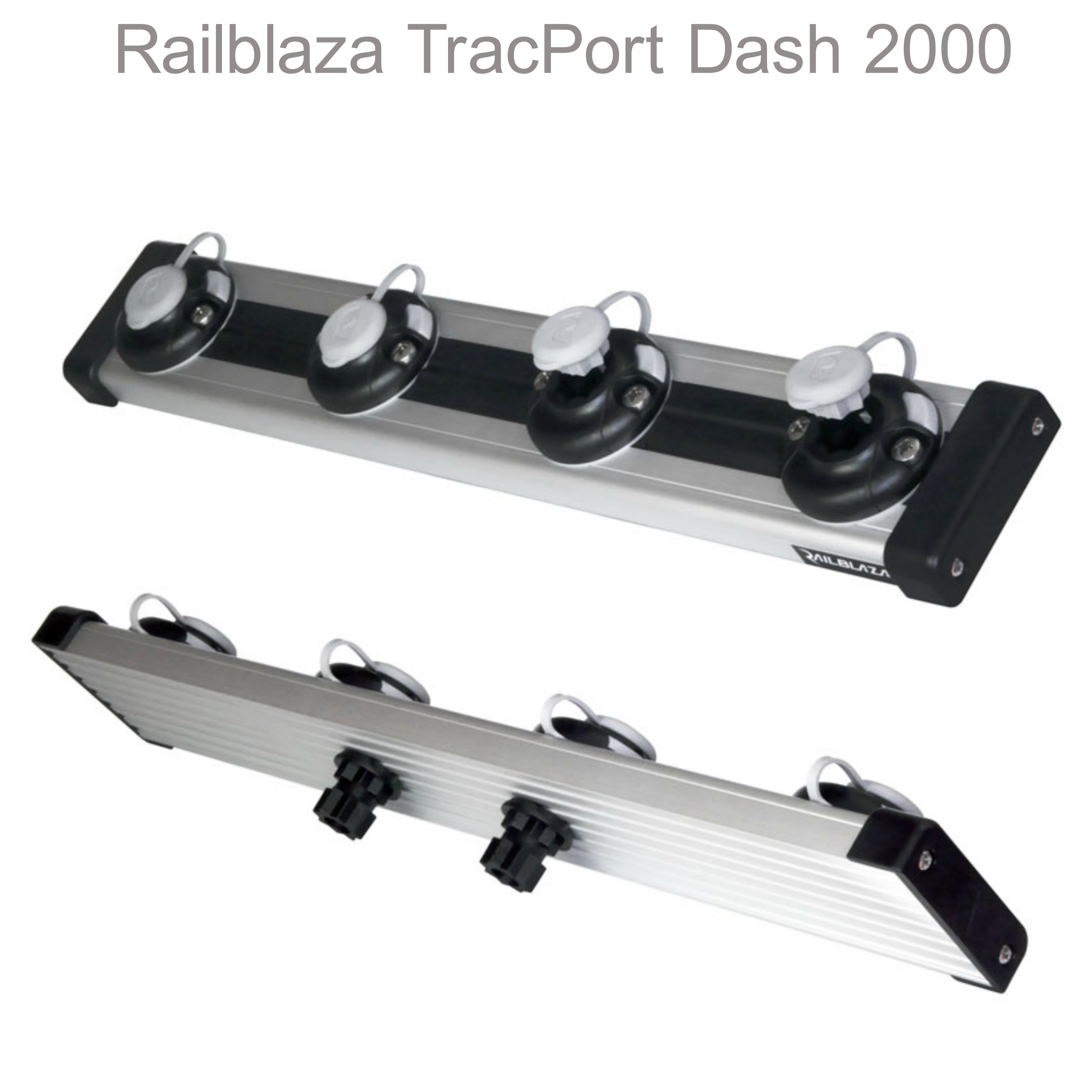 Railblaza-03410711|TracPort Dash|2000 mm|4 StarPort|For Mounting|kayak & Boats