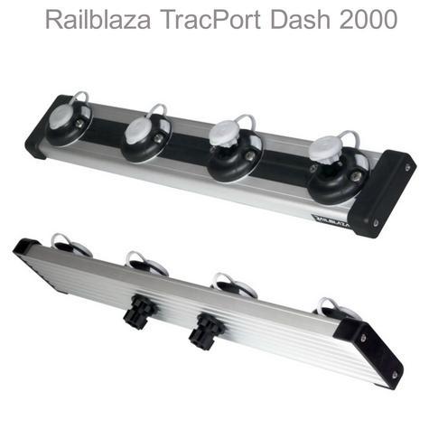 Railblaza-03410711|TracPort Dash|2000 mm|4 StarPort|For Mounting|kayak & Boats Thumbnail 1