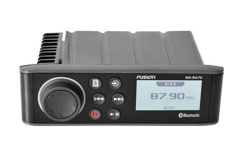Fusion RA70 Marine Radio Source Unit|FM/AM/DAB|USB/Bluetooth|iPod/iPhone/Android Thumbnail 2