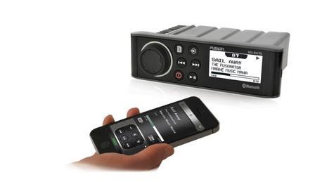 Fusion RA70 Marine Radio Source Unit|FM/AM/DAB|USB/Bluetooth|iPod/iPhone/Android Thumbnail 3