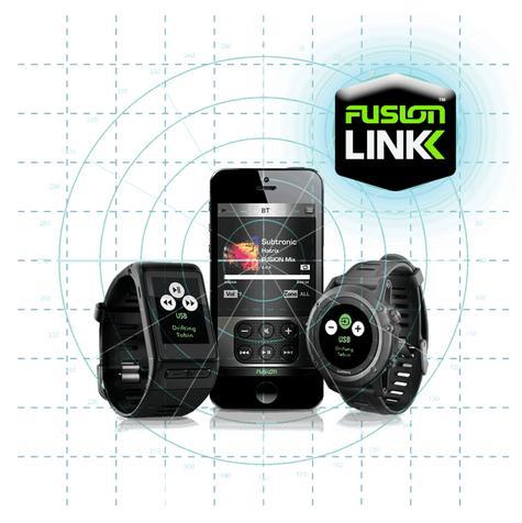 Fusion RA70 Marine Radio Source Unit|FM/AM/DAB|USB/Bluetooth|iPod/iPhone/Android Thumbnail 4