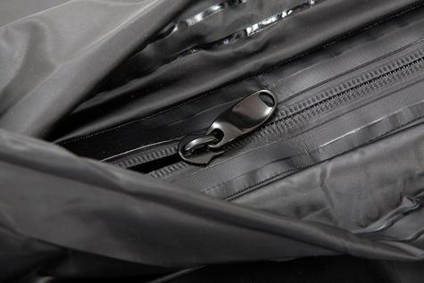 HandiWorld HandiDuffel 95|20kg Load Capacity|Polyester Tarpaulin Material|-Black Thumbnail 3