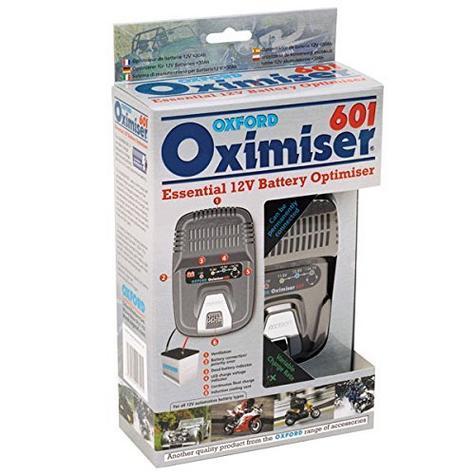 Oxford Oximiser 601 Battery Charger - UK Model - 12V|For MF Battery/ Gel/ AGM Thumbnail 3
