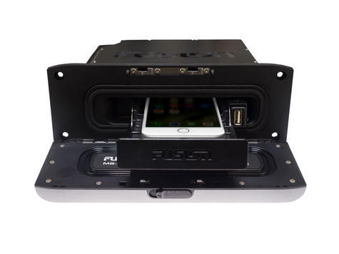Fusion UD755 Marine Stereo|Multi-Zone|Internal Uni-Dock|Bluethooth|For Marine Thumbnail 3