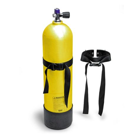 Railblaza-890-02405611|Dive & Gas Bottle Holder|Secure & Safely|Adjustable Mount Thumbnail 2