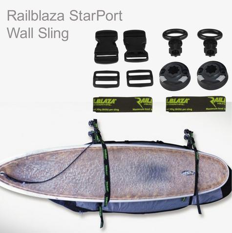 Railblaza StarPort Wall Sling|Keep Warm & Dry|Adjustable|Easy Install|For Marine Thumbnail 1