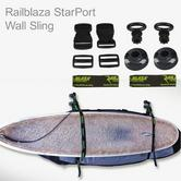 Railblaza StarPort Wall Sling|Keep Warm & Dry|Adjustable|Easy Install|For Marine