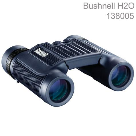 Bushnell-138005|H2O Binocluars 8x25mm|BaK-4 Roof Prisms|Multi-coated|Waterproof Thumbnail 1