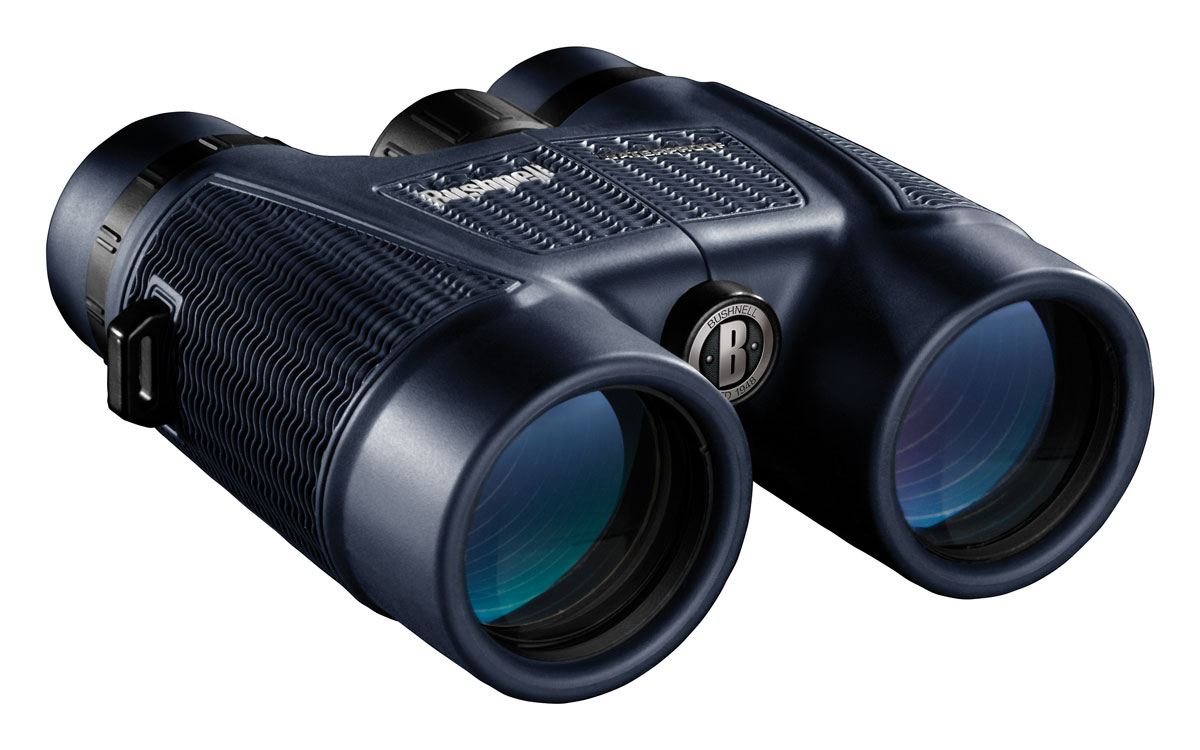 Bushnell H2O Binocluars|8x 42mm|BaK-4 Roof Prisms|Fog Free View|100% Waterproof