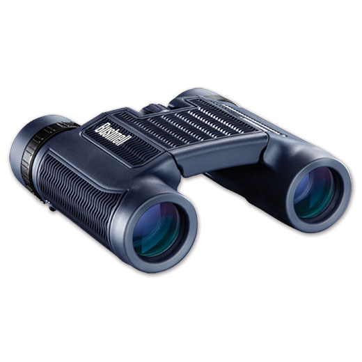 Bushnell H2O Binocluars|10x 25mm|100% Waterproof|Fog-Free View|BaK-4 Roof Prisms
