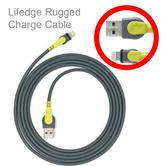 Lifedge Waterproof & Rugged Charge USB O-ring Cable Waterproof for iPhone iPad