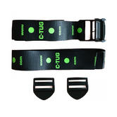 C-Tug Strap Kit with Cam Lock Buckle|Replacement Strap Kit|For C-Tug Trolly