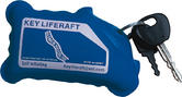 Aquamate AM15-B|Float 6 keys Liferaft|Highly Visible|Self Inflating|No Sink-Blue