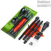 Railblaza|Kayak Visibility Kit-II|For Day& Night Safety|SS|Strong & Light Weight|Black