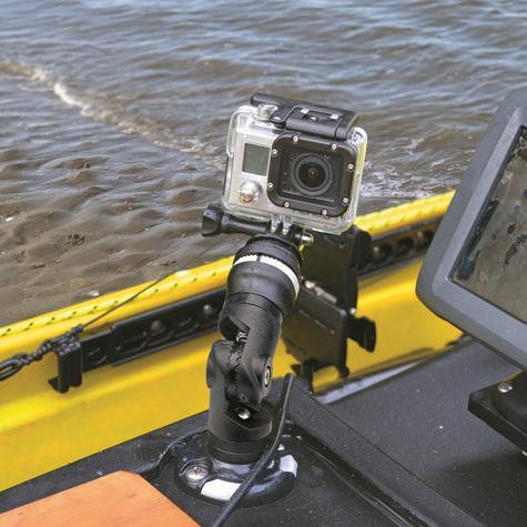 Railblaza|Camera&GoPro Mount Kit|Flexible|Fit any Starport|For Kayak-Yacht-Boat Thumbnail 2