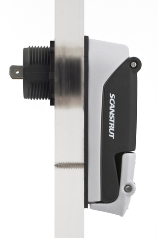 Scanstrut Rokk Dual Charge+ Waterproof USB Socket|Type-A Connector|In Marine Use Thumbnail 6