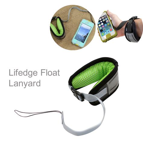 Lifedge Float Lanyard Day & Night Visible Buoyant Arm Band for Sailing Swiming Thumbnail 1
