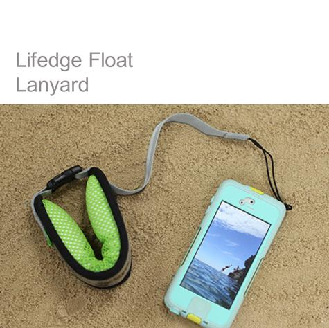 Lifedge Float Lanyard Day & Night Visible Buoyant Arm Band for Sailing Swiming Thumbnail 4