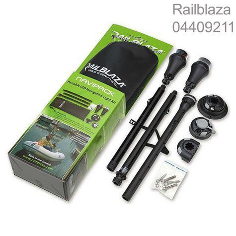 Railblaza-NaviPack Portable LED|Navigation Light Kit|Use In Kayak & Sailboats Thumbnail 1