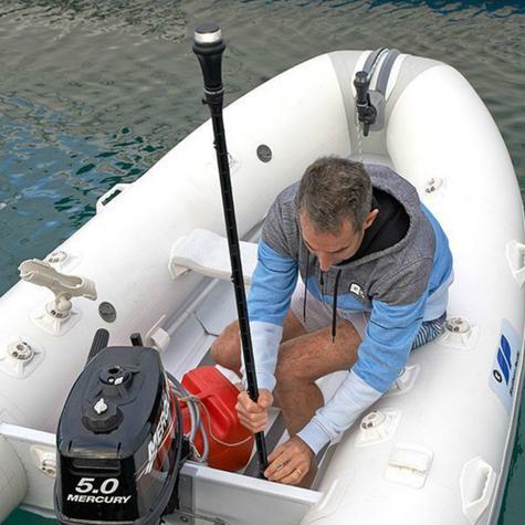 Railblaza-NaviPack Portable LED|Navigation Light Kit|Use In Kayak & Sailboats Thumbnail 5