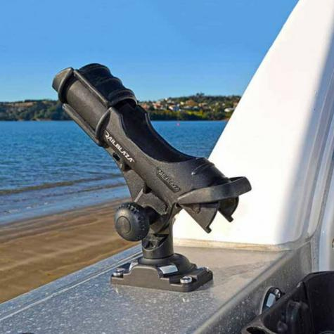 Railblaza 03-4046-11 StarPort HD|4 Screw Base|Locking Slide|Kayak Accessory|Black Thumbnail 3