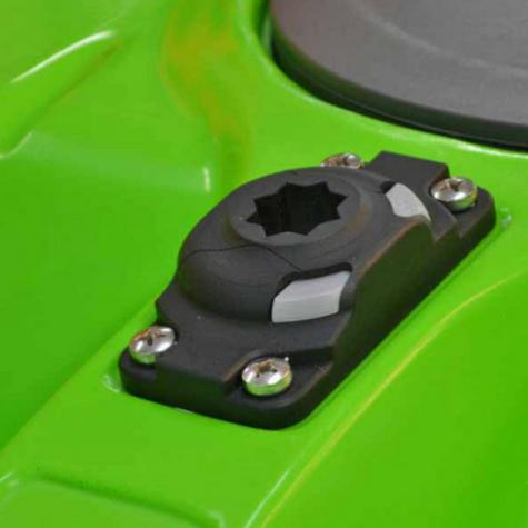 Railblaza 03-4046-11 StarPort HD|4 Screw Base|Locking Slide|Kayak Accessory|Black Thumbnail 4