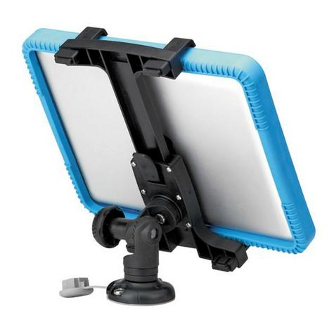 "Railblaza-04404511|Screengrabba iPad&Tablet Holder|Fit 7""-10""