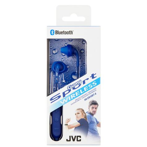 JVC HAEN10BTAE Gumy Sports Headphone|Nozzle Fit|Sweat Proof|Wireless Bluetooth| Thumbnail 3