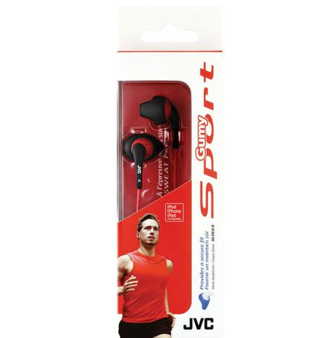 JVC HAEN10BTBE Gumy Sports Headphone|Nozzle Fit|Sweat Proof|Wireless Bluetooth| Thumbnail 3