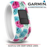 Garmin 010-12469-22|Flower Replacement Strap Band|VivoFit JR Activity Tracker|X-Large