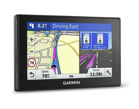 "Garmin Drive 60-LMT?6"" GPS SATNAV?FREE LIFETIME UK Europe Map & Traffic Updates Thumbnail 5"