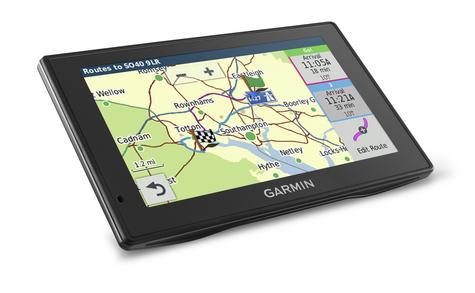 "Garmin DriveSmart 50LMT-D|5"" GPS SatNav|Western Europe-UK-Ireland Maps + Traffic Thumbnail 2"