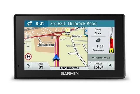 "Garmin DriveSmart 50LMT-D|5"" GPS SatNav|Western Europe-UK-Ireland Maps + Traffic Thumbnail 3"