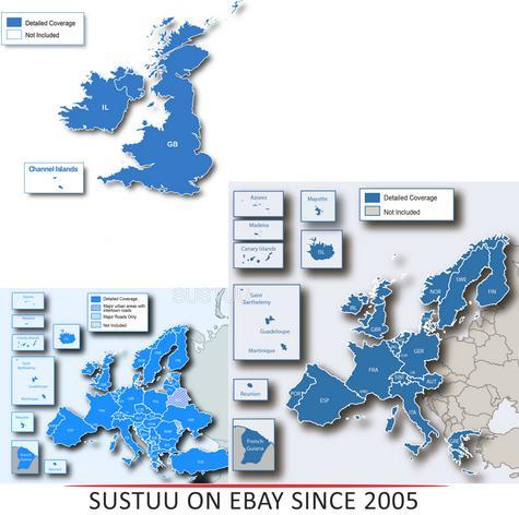 "Garmin DriveSmart 50LMT-D|5"" GPS SatNav|Western Europe-UK-Ireland Maps + Traffic Thumbnail 7"